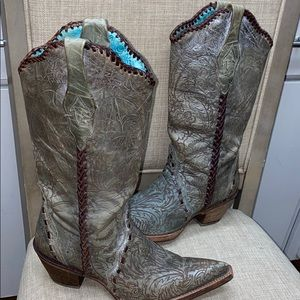 Corral  vintage western boots size 8.5